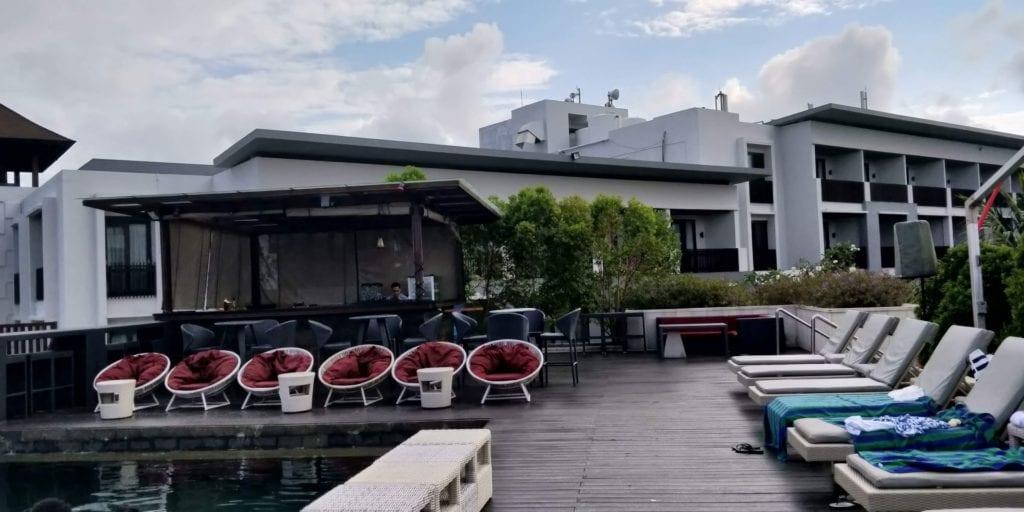 Pullman Bali Legian Beach Infinity Pool 2