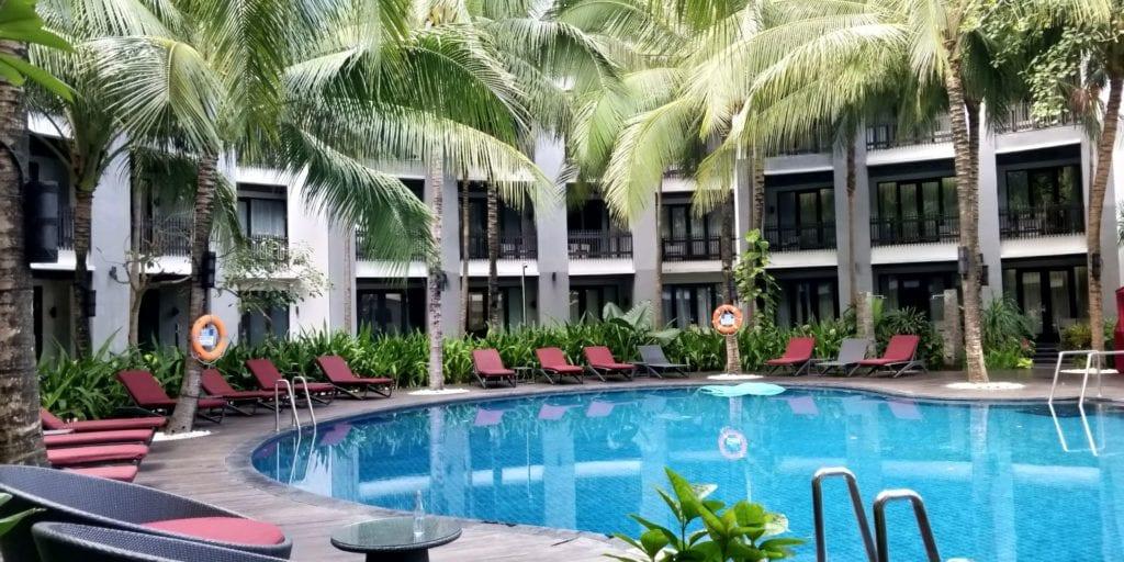 Pullman Bali Legian Beach Pool