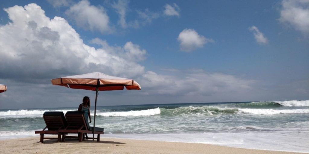 Pullman Bali Legian Beach Strand