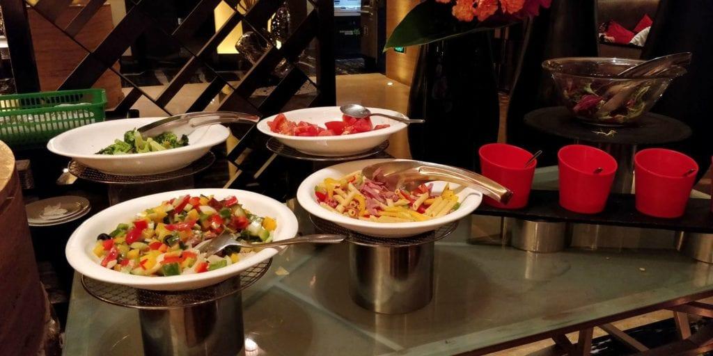 Pullman Shanghai Jing'an Frühstück 2