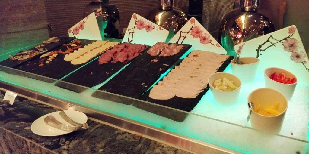 Pullman Shanghai Jing'an Frühstück 3