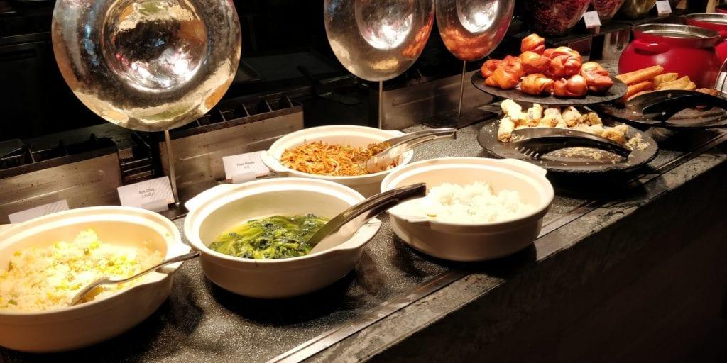 Pullman Shanghai Jing'an Frühstück 6