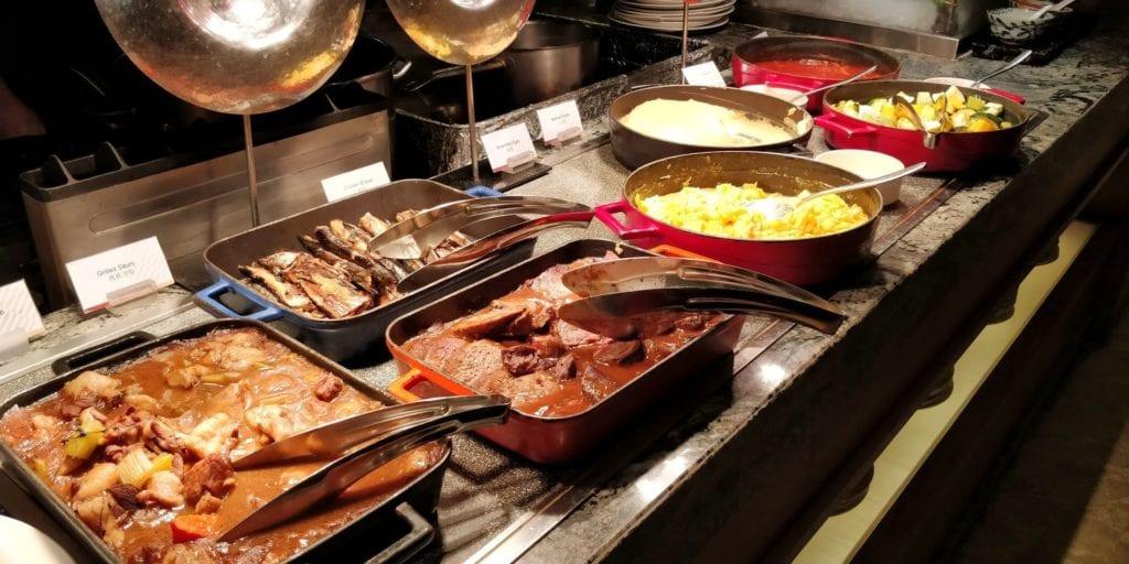 Pullman Shanghai Jing'an Frühstück 7