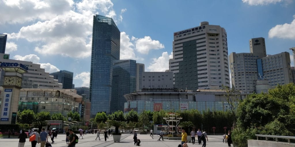 Pullman Shanghai Jing'an Umgebung