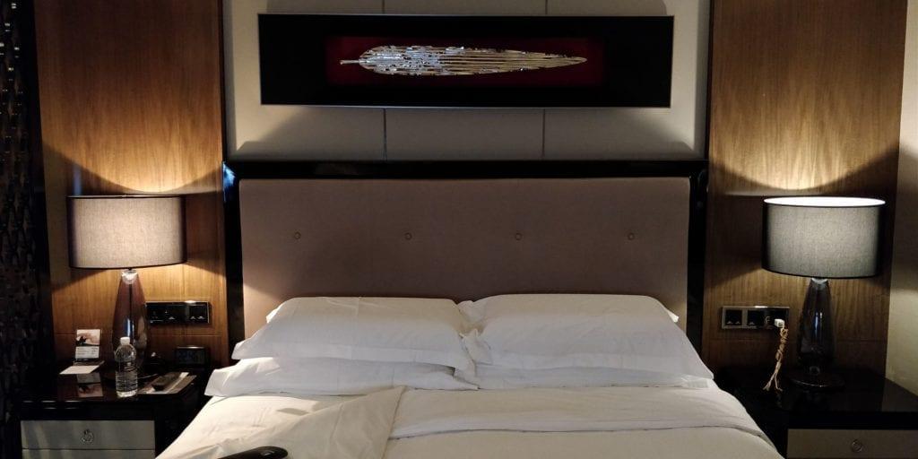 Pullman Shanghai Jing'an Zimmer 2