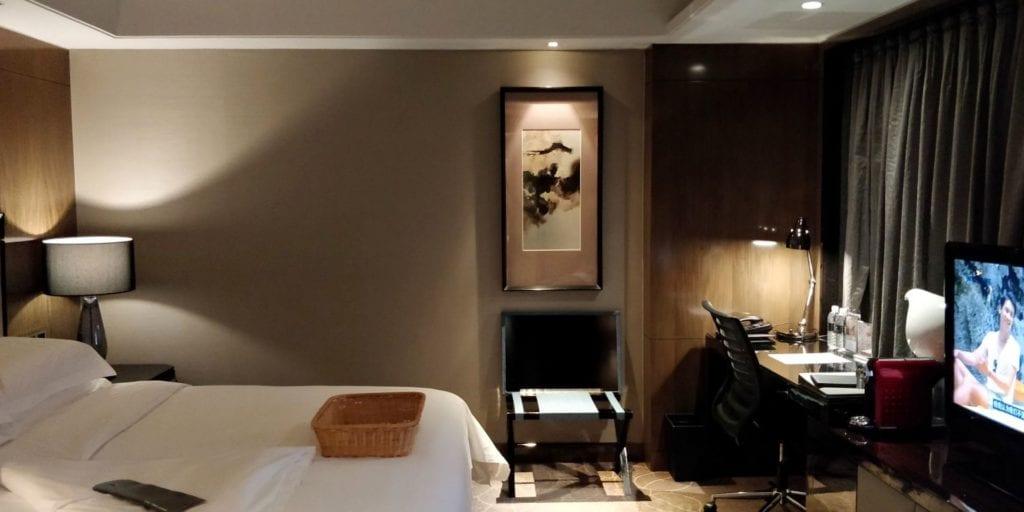 Pullman Shanghai Jing'an Zimmer 5