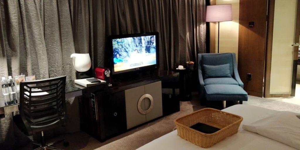 Pullman Shanghai Jing'an Zimmer 6