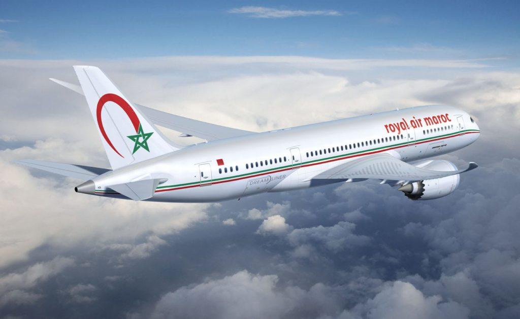 Royal Air Maroc Flugzeug 787 1