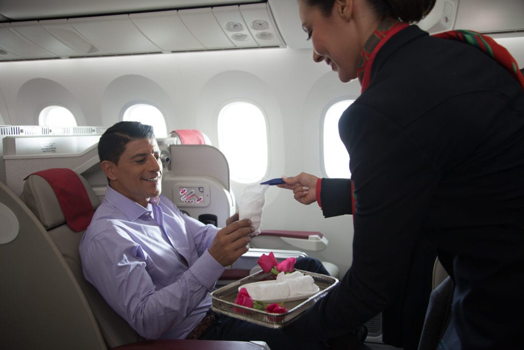 Royal Air Maroc Service