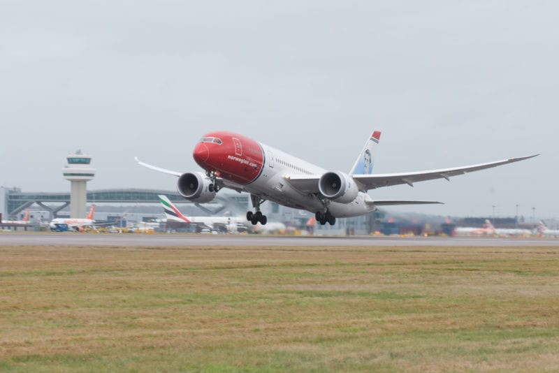 Norwegian 787-9 3