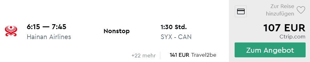 SYX CAN Economy