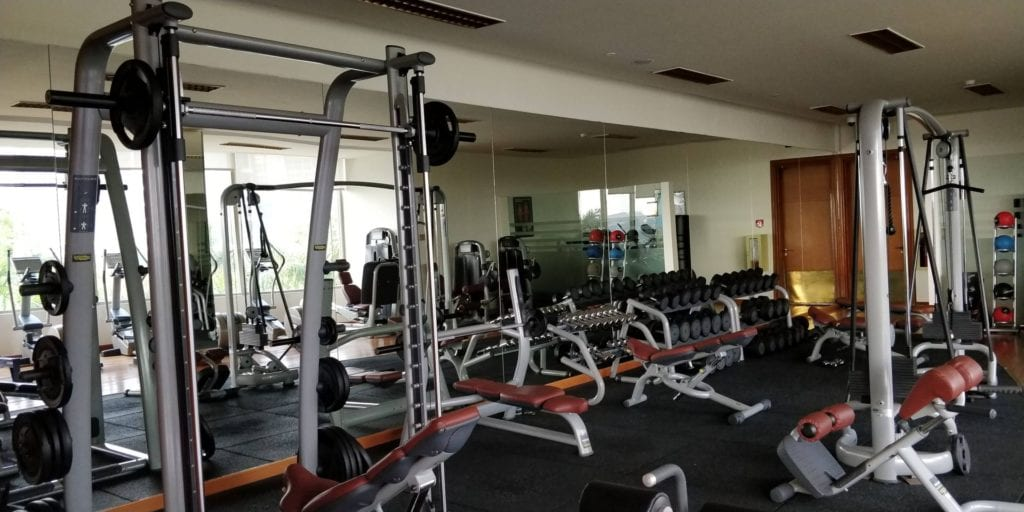 Shangri La Jakarta Fitness 2