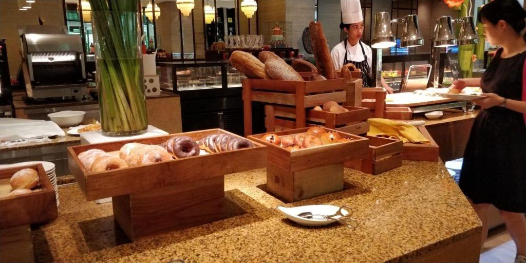 Shangri La Jakarta Frühstück 2