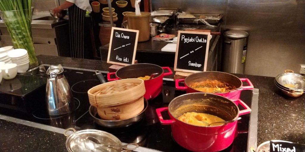 Shangri La Jakarta Frühstück 3