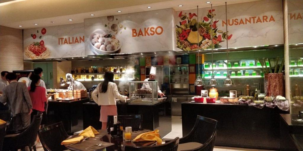 Shangri La Jakarta Frühstück 4