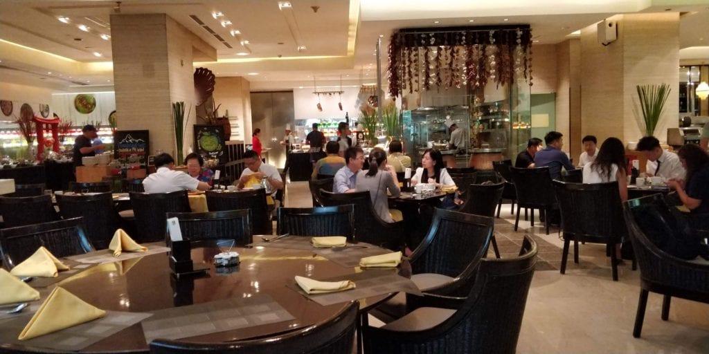 Shangri La Jakarta Frühstück 6