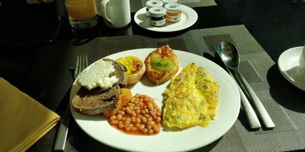 Shangri La Jakarta Frühstück 7