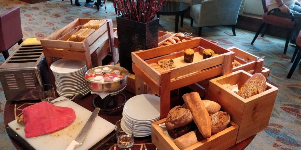 Shangri La Jakarta Frühstück 8