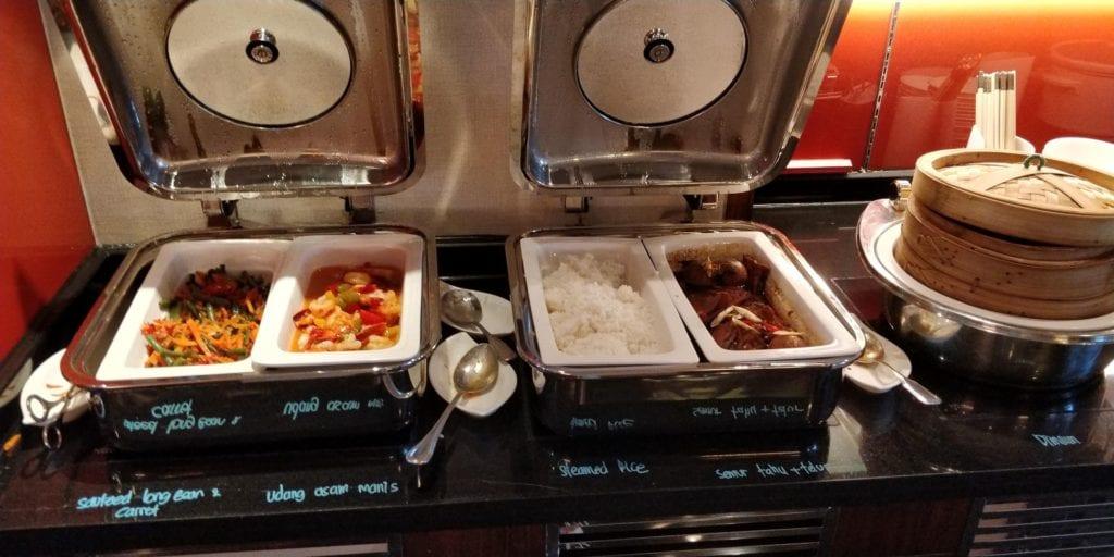 Shangri La Jakarta Frühstück 9