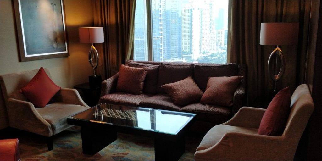 Shangri La Jakarta Horizon Club Lounge 2