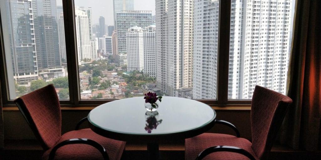 Shangri La Jakarta Horizon Club Lounge 3
