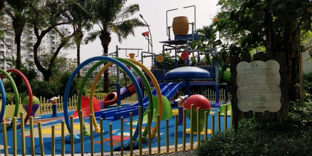 Shangri La Jakarta Pool Kinder