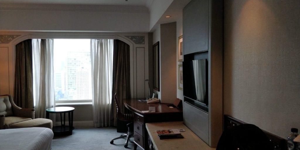 Shangri La Jakarta Zimmer 1