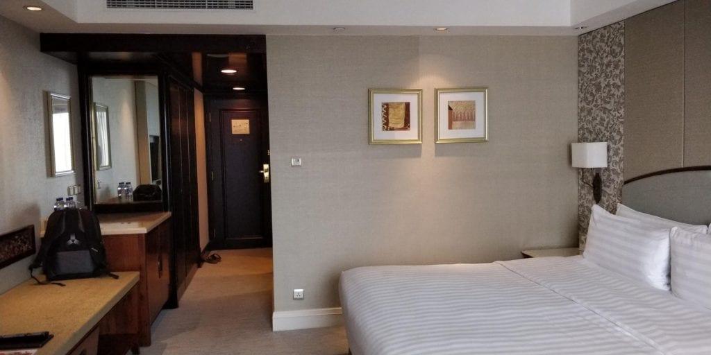 Shangri La Jakarta Zimmer 2