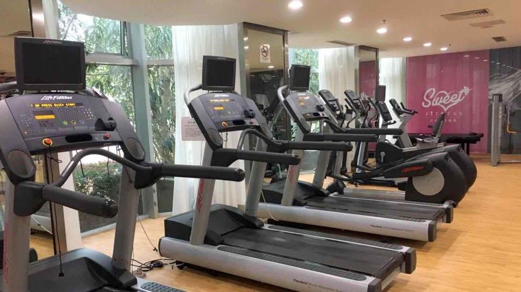 Sofitel Shanghai Hyland Fitness