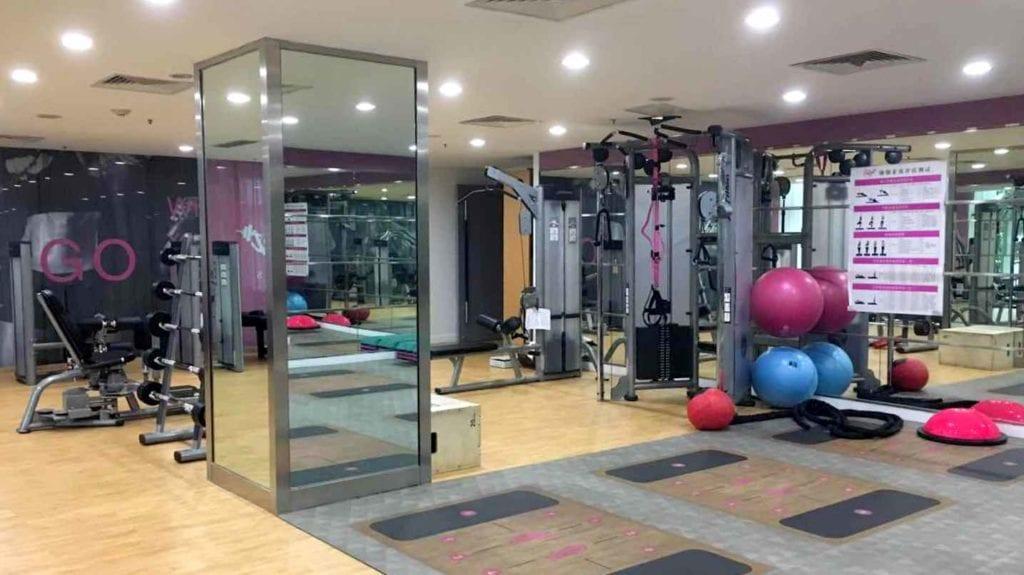 Sofitel Shanghai Hyland Fitness 3