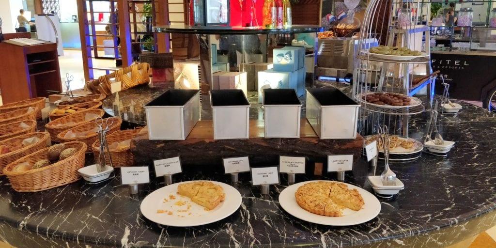 Sofitel Shanghai Hyland Frühstück 2