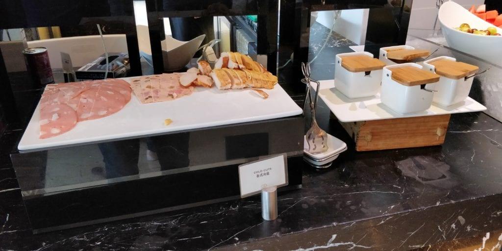 Sofitel Shanghai Hyland Frühstück 4