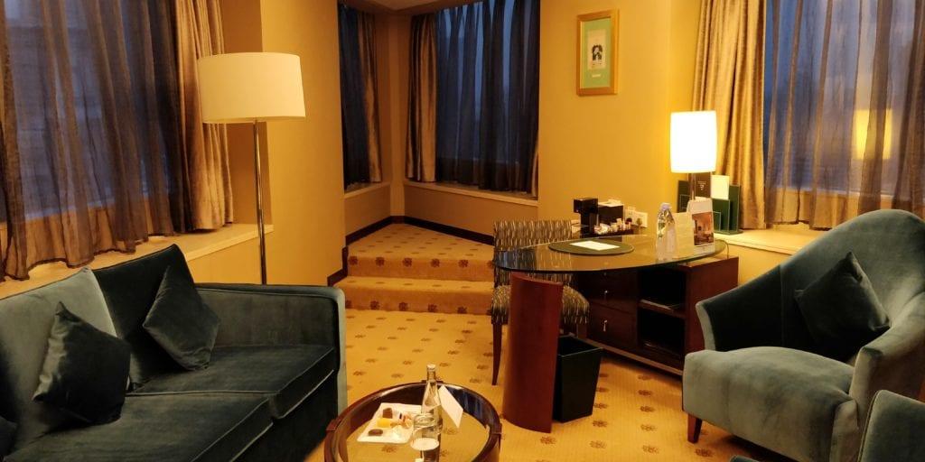 Sofitel Shanghai Hyland Prestige Suite 3