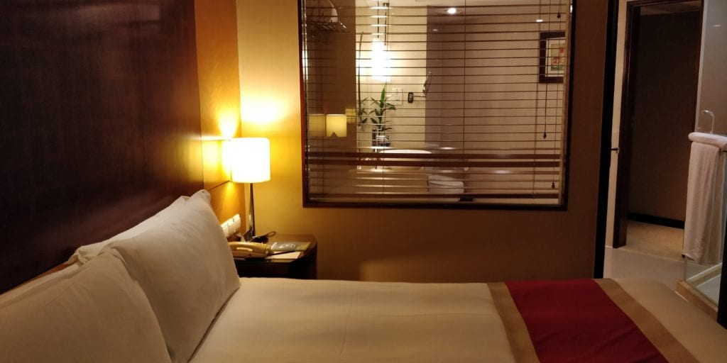 Sofitel Shanghai Hyland Prestige Suite 7
