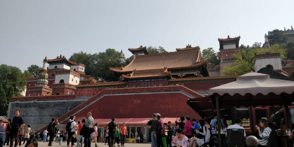 Sommerpalast Peking 2