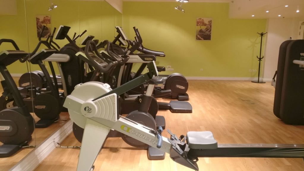 Steigenberger Wiltchers Brüssel Fitness