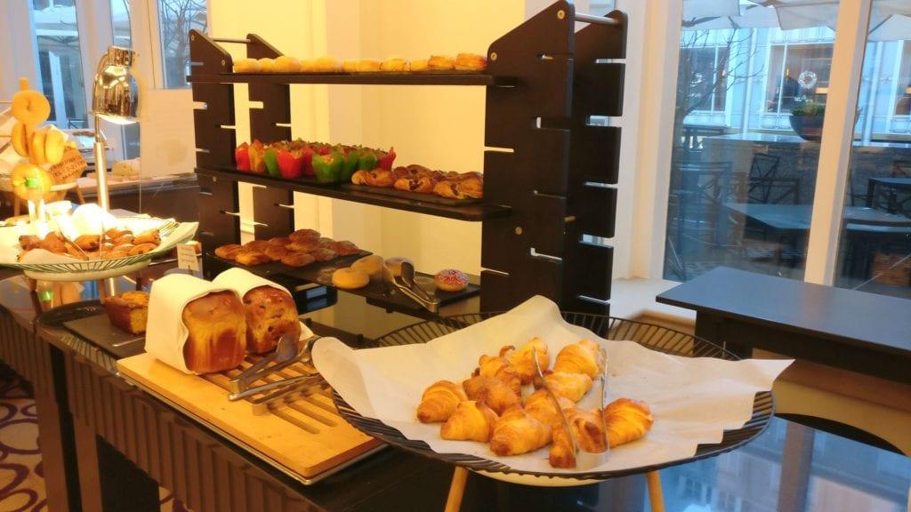 Steigenberger Wiltchers Brüssel Frühstück 2