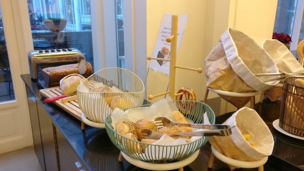 Steigenberger Wiltchers Brüssel Frühstück 3