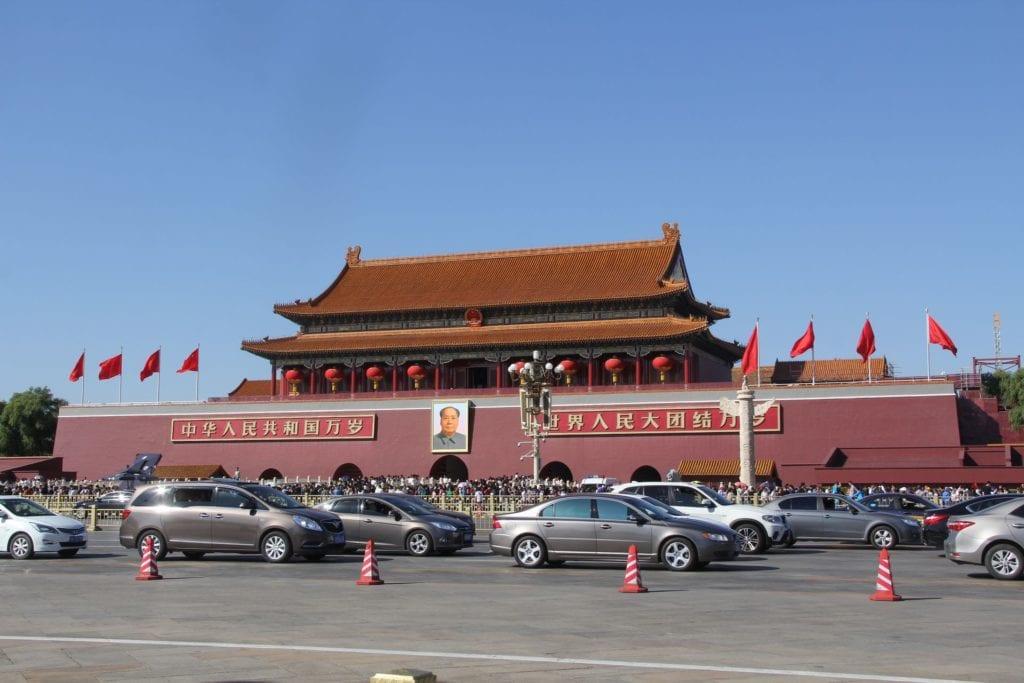 Tiananmen Peking