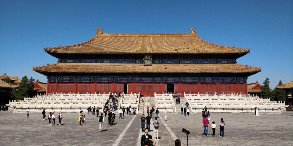 Verbotene Stadt Peking