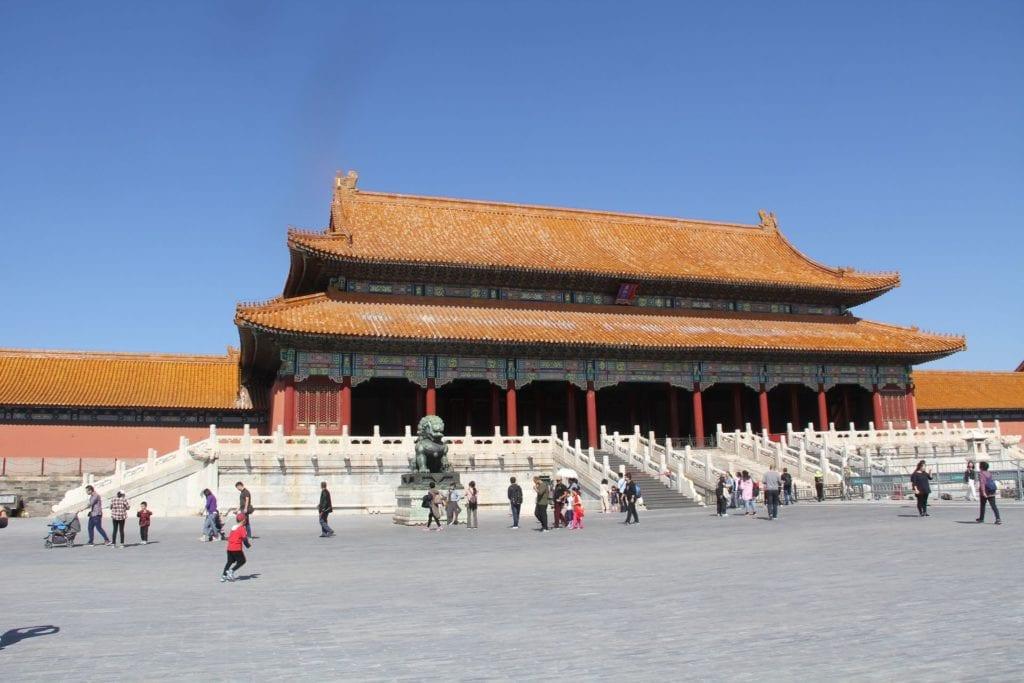 Verbotene Stadt Peking 2