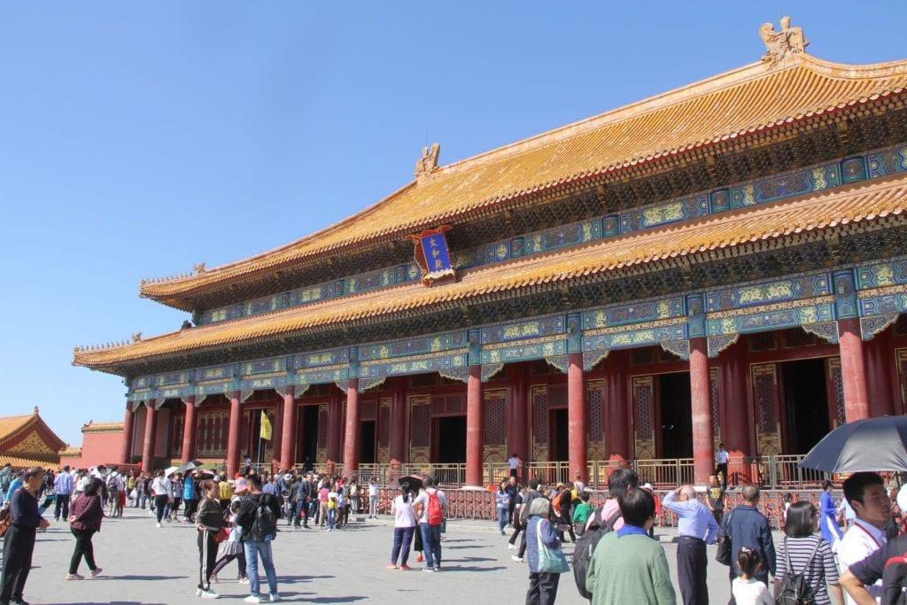 Verbotene Stadt Peking 3