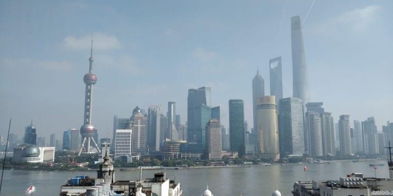 Waldorf Astoria Shanghai On The Bund Ausblick
