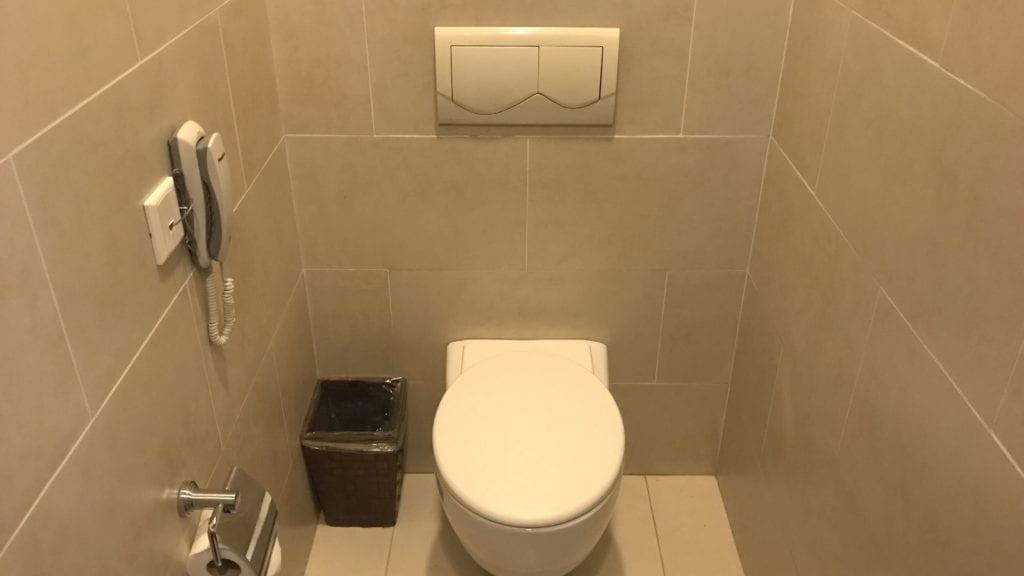 Anantara Angkor Resort Bad Toilette