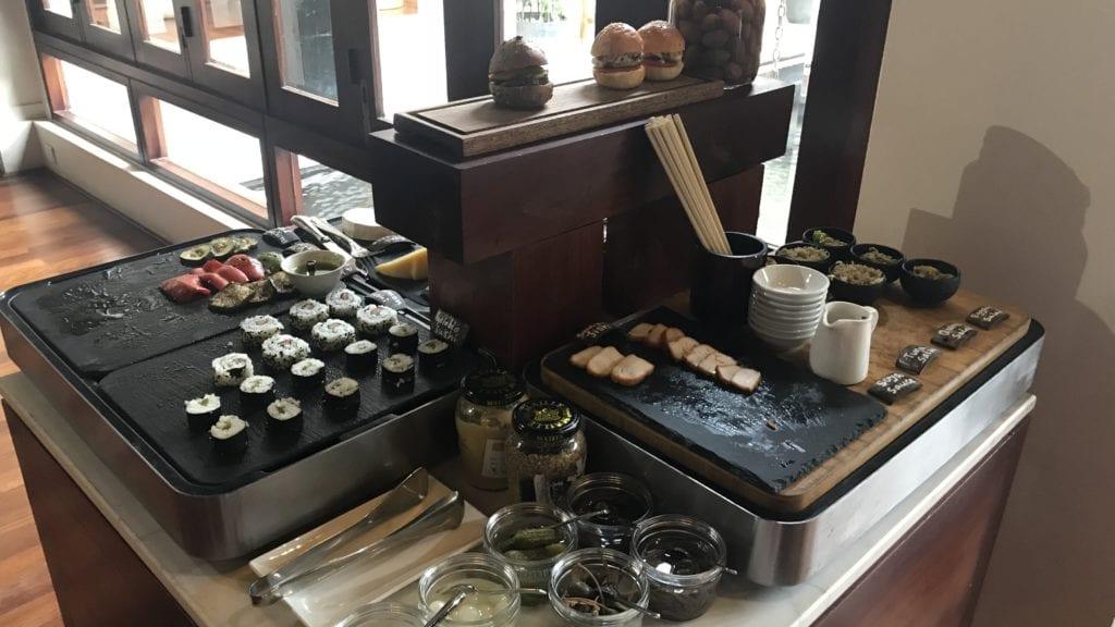 Anantara Angkor Resort Frühstück 1