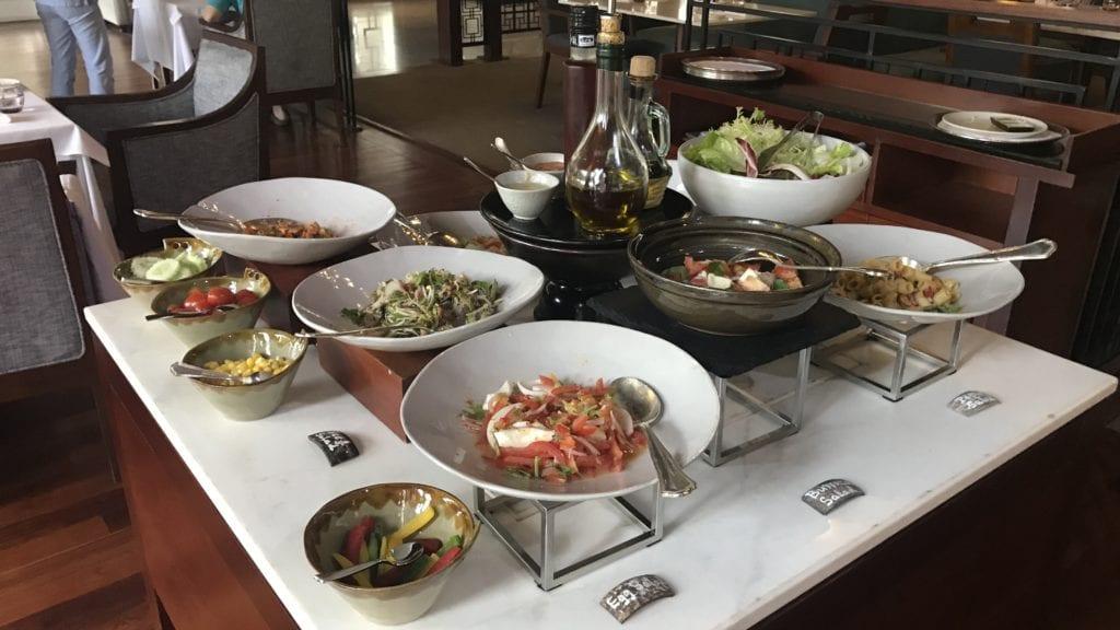Anantara Angkor Resort Frühstück 3