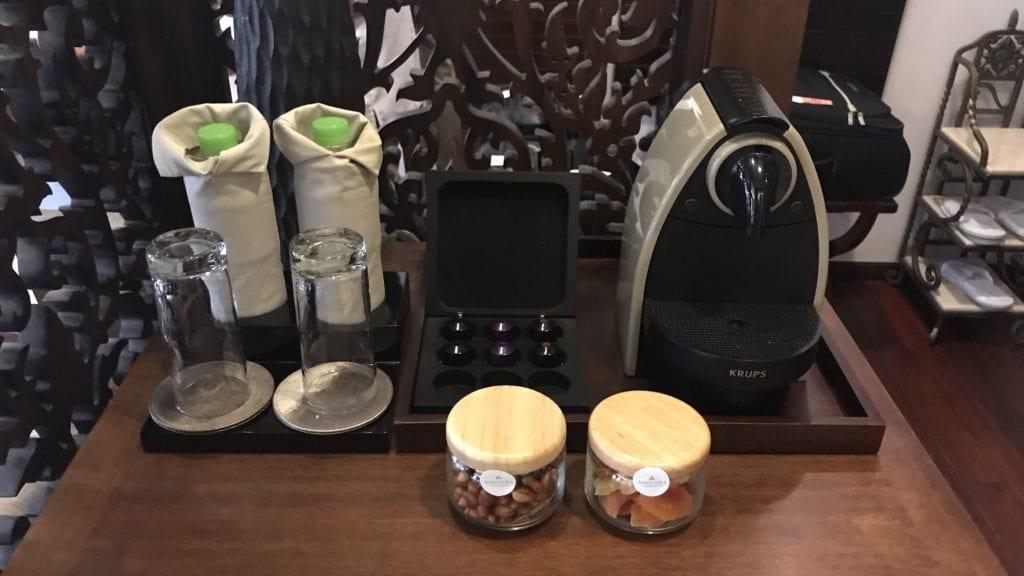 Anantara Angkor Resort Kaffee