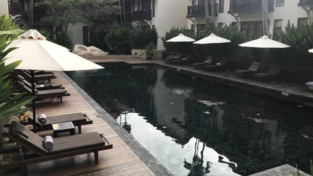 Anantara Angkor Resort Pool 3