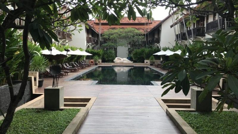 Anantara Angkor Resort Pool