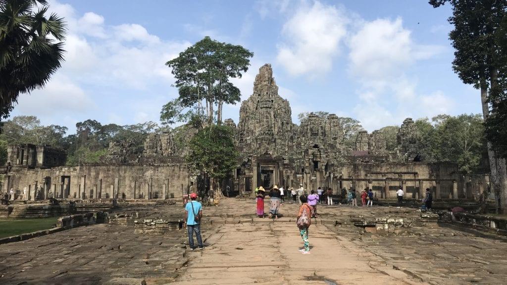 Angkor Thom Eingang
